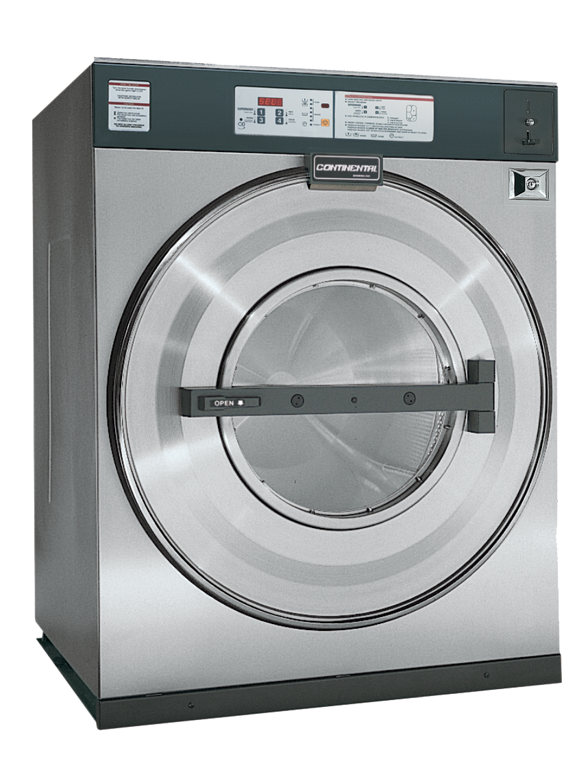 Commercial Washer Extractor ~ Continental girbau washers daniels equipment